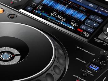 Pioneer XDJ-1000MK2, una pequeña actualización del reproductor DJ