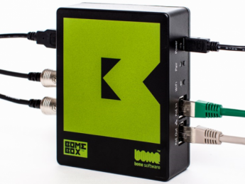 BomeBox, Bome MIDI Translator por fin en hardware
