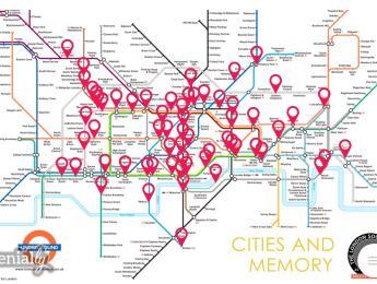 Decenas de diseñadores sonoros se unen para crear un mapa poético del metro de Londres