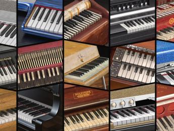 Spectrasonics Keyscape, 36 teclados de coleccionista en un solo instrumento