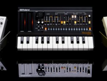 Roland TR-09, TB-03 y VP-03: caja de ritmos, bassline y vocoder versión Boutique