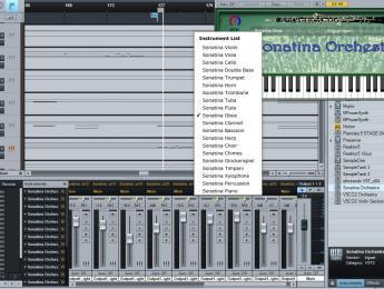 Sonatina, una biblioteca orquestal gratuita SFZ, ahora en plugin VST
