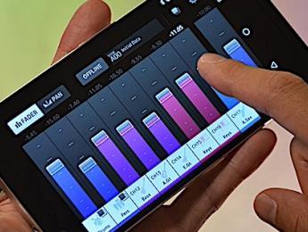 MonitorMix, la app para control de mezcladores de Yamaha, llega a Android