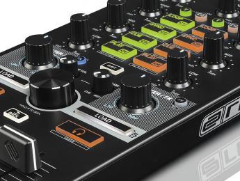 Review de Reloop Mixtour, controlador DJ portátil