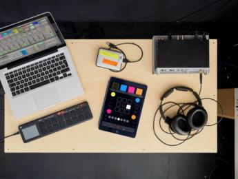 Ableton permite ahora comenzar proyectos en iOS y continuarlos en Live