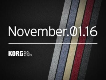 Korg y Novation presentarán novedades el 1 de noviembre