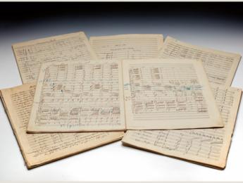 La partitura más cara de la historia se subasta en Sotheby's