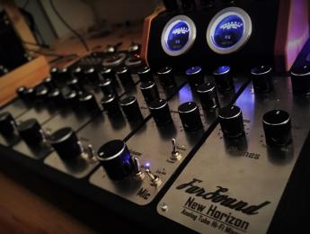 New Horizon, el mixer DJ a válvulas creado en Barcelona