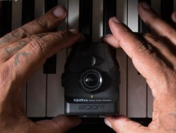 Zoom Q2n, grabación audio y vídeo para músicos