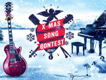 [Concurso] Thomann X-Mas Song Contest 2016