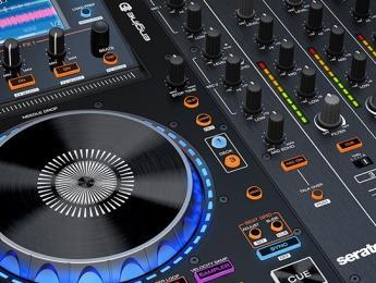 Review del Denon MCX8000, doble reproductor, mezclador y controlador de cuatro canales