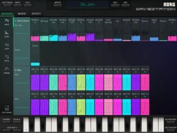 Korg lleva el Wavestation a iOS