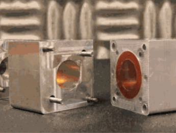 Un prisma acústico capaz de abrir el arco iris sonoro