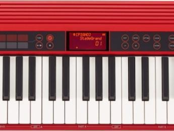Roland Go:Keys y Go:Piano, portabilidad y bajo coste con tecla normal