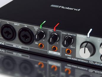 Roland Rubix, nuevos interfaces audio y MIDI USB