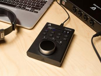 Apogee Control, un remoto para interfaces Symphony y Element