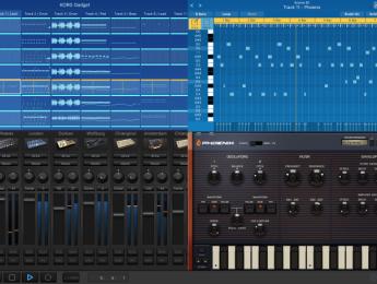 Korg Gadget para Mac, el estudio virtual portátil salta al escritorio