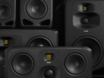ADAM Audio S series, nueva gama 'top' de monitores de referencia