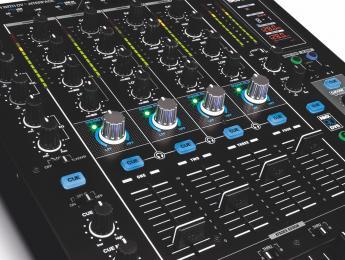 Reloop RMX-90 DVS, mixer de club para Serato DJ