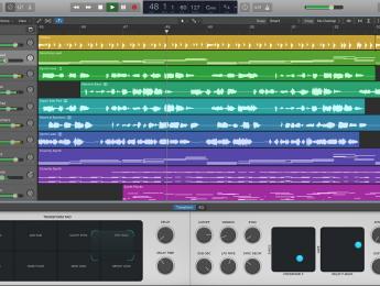 Apple actualiza Logic Pro X  y GarageBand para iOS, conectando aún más ambas plataformas