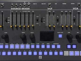 Malekko Manther, BBF y Mr.D, a por todas con 2 sintes y caja de ritmos
