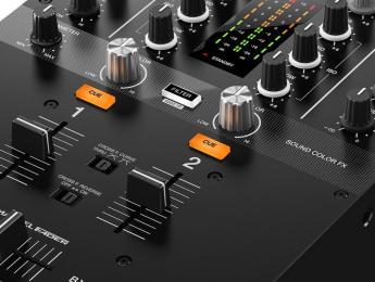 Pioneer DJM-250MK2, renovación total del popular mixer DJ de gama baja
