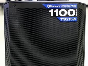 Review de ALTO TS215W, altavoces PA con Bluetooth