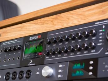 Antelope Audio Goliath HD, interfaz optimizada para Pro Tools