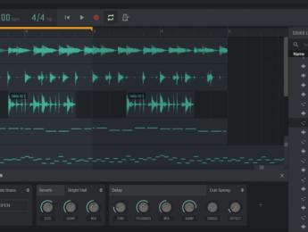 Amped Studio, un nuevo concepto de DAW en la nube