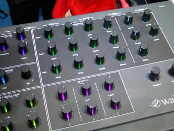 Waldorf Quantum: primer vistazo y demo de sonido