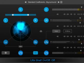 Nugen Audio Halo Downmix, conversión multicanal a estéreo