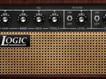 Efectos de Logic Pro X: Amp Designer