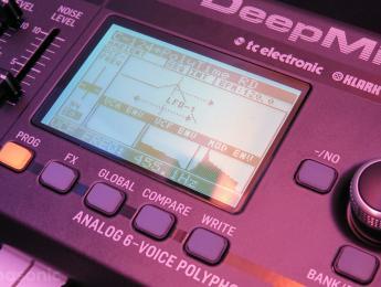 Behringer DeepMind 6 y Desktop acompañan a DeepMind 12