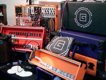 Grau Modular, maletas para sistemas Eurorack