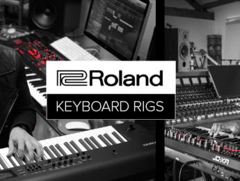 Construyendo el mejor setup de teclados Roland