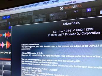 Rekordbox 4.3.1, una actualización que busca mejorar notablemente la estabilidad