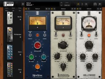 Slate Digital lanza tres plugins de emulación de válvulas