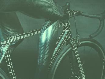 La bicicleta Kraftwerk presente en el arranque del Tour de France
