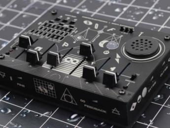 """Nuevo sinte softPop de Bastl Instruments, una """"criatura de ruido analógico y psicodélico"""""""