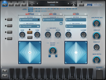 PPG Infinite, la madurez wavetable de Wolfgang Palm