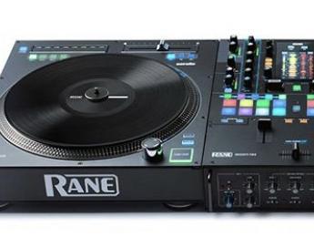 Rane Twelve, se filtra el emulador de plato para Serato DJ