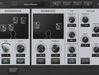 Fiedler Audio quiere ir más allá del paneo básico con su nuevo plugin Stage