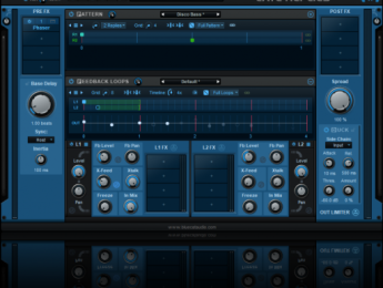 Blue Cat Audio busca el delay definitivo con su nuevo plugin Late Replies
