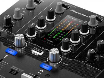 Pioneer DJM-S3, nuevo mixer para turntablism de gama media