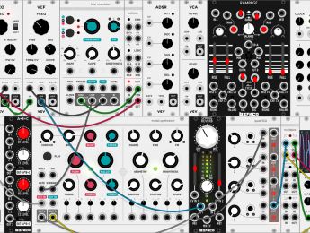VCV Rack, un sintetizador modular gratuito con vocación 'indie'