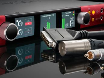 Focusrite Red 16Line allana el camino entre Pro Tools HD y otros DAW