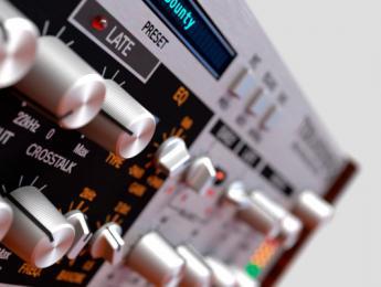 Toraverb 2, la reverb modulada de D16 Group añade mezcla M/S y ducking