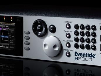 Eventide H9000, un monstruo para procesamiento de efectos con 16 DSPs