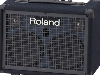 Roland renueva su gama KC de amplificadores para teclado