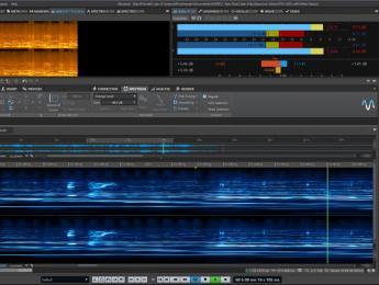 WaveLab 9.5 se centra en la restauración de audio y edición espectral